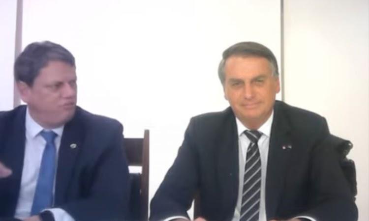 Bolsonaro confirma ida para a Bahia dia 3 de setembro onde assina contrato da Fiol