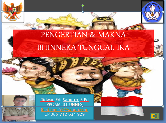 Power Point PPKn Keberagaman Masyarakat Indonesia