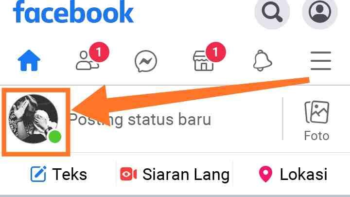 Cara menyembunyikan foto di fb dari orang lain