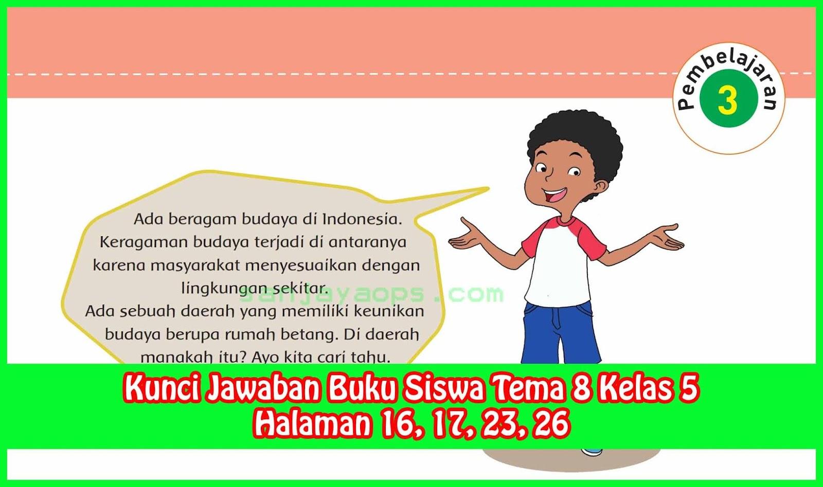 Kunci jawaban rancage diajar basa sunda kelas 5 gratis warangka. Kunci Jawaban Bahasa Sunda Kelas 5 Halaman 14 15 16 Revisi Id