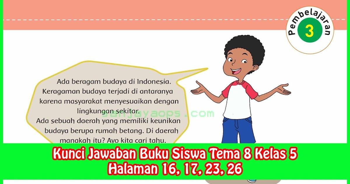 Kunci Jawaban Bahasa Sunda Kelas 5 Halaman 45 Ilmusosial Id