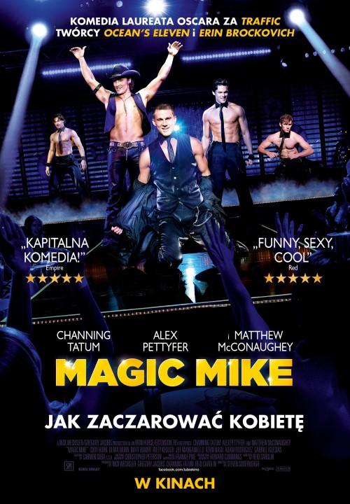 Magic Mike เขย่าฝัน สะบัดซิกแพค [HD][พากย์ไทย]
