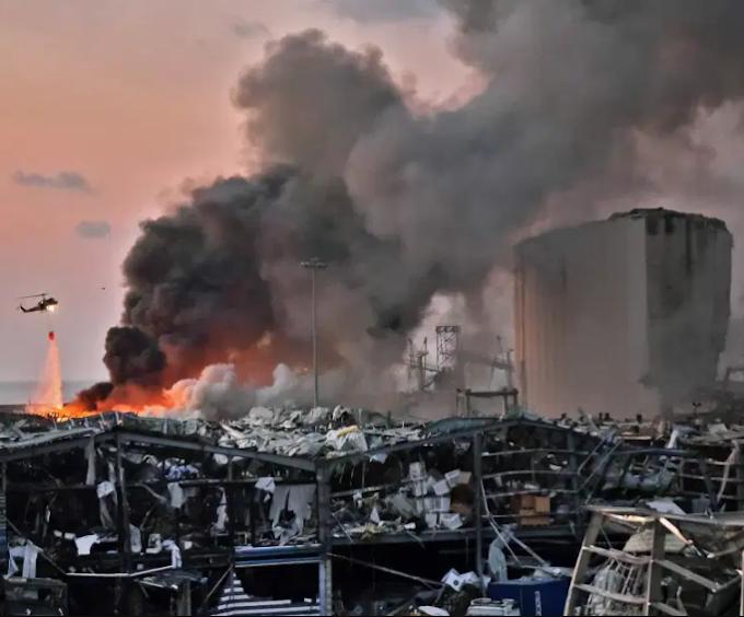 Lebanon Blast: Cause Revealed, Death Toll Exceeds 100 (Photos)