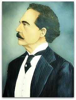 Retrato do Senador José Gomes Pinheiro Machado.