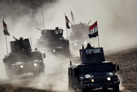 Iraq begins offensive to retake IS bastion Hawija PM