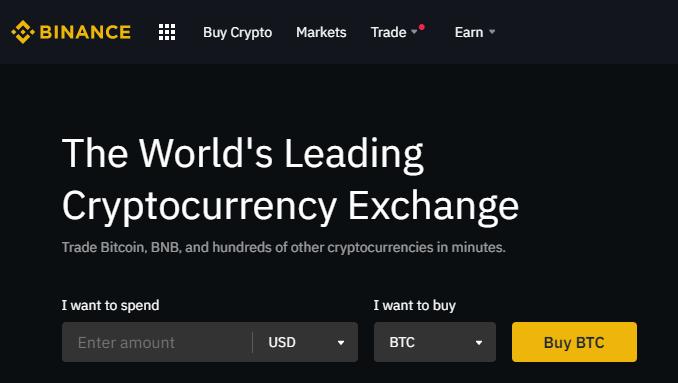 Top 5 Most Popular Bitcoin & Cryptocurrencies Exchange Website
