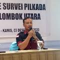 Presisi Rilis Hasil Survei Pilkada KLU, Joda Unggul Jauh Dari Nadi