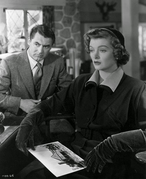 Cary Grant Myrna Loy Mr. Blandings Builds His Dream House 1948