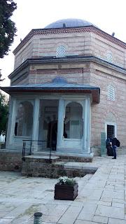 ŞEHZADE AHMET TÜRBESİ MURADİYE KÜLLİYE'Sİ
