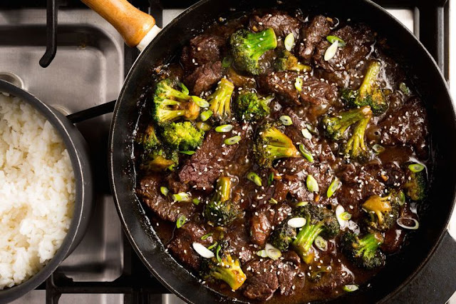 Beef and Broccoli Stir - Fry