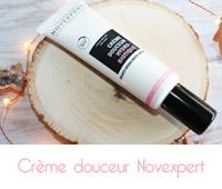 crème douceur Novexpert