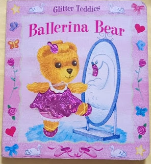 Ballerina Bear by Glitter Teddies Read Along Books for Kids