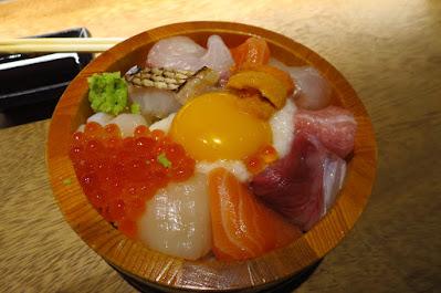Koji Sushi Bar, tokubetsu don