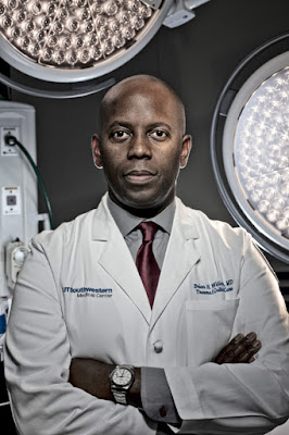 Dr. Brian Williams is world-class trauma surgeon who campaigns on resilience, gun violence and racial justice