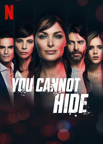 No te puedes esconder (2020) Temporada 1 NF WEB-DL 1080p Latino