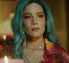 Halsey lança clipe de Now Or Never