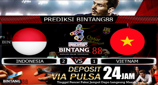 PREDIKSI INDONESIA U23 VS VIETNAM U23 10 DESEMBER 2019