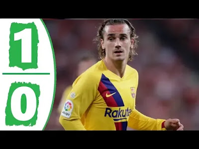 Athletic Bilbao vs Barcelona 1-0 All Goals And Match Highlights [MP4 & HD VIDEO]