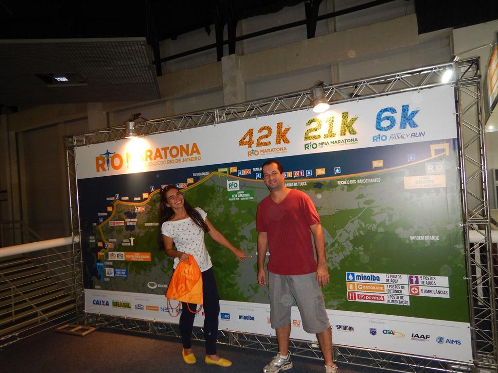 Feira da Maratona do Rio de Janeiro