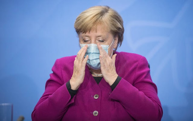 Σε μερικό «lockdown» για ένα μήνα η Γερμανία από τις 2 Νοεμβρίου