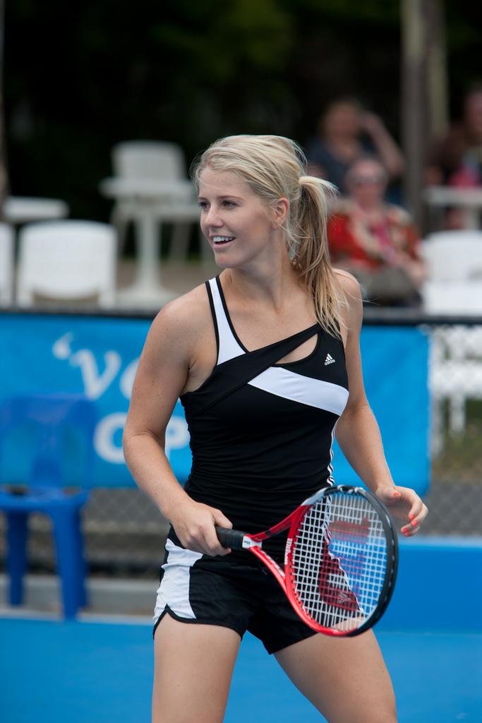 WTA Hotties: 2012 Hot-100: #36 Isabella Holland