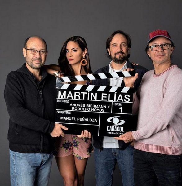 Conoce a los actores de la novela del Gran Martín Elías