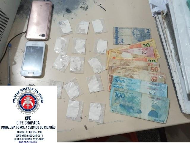 Cipe Chapada divulga informações sobre suposto traficante em Macajuba