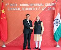 India-China Informal Summit 2019