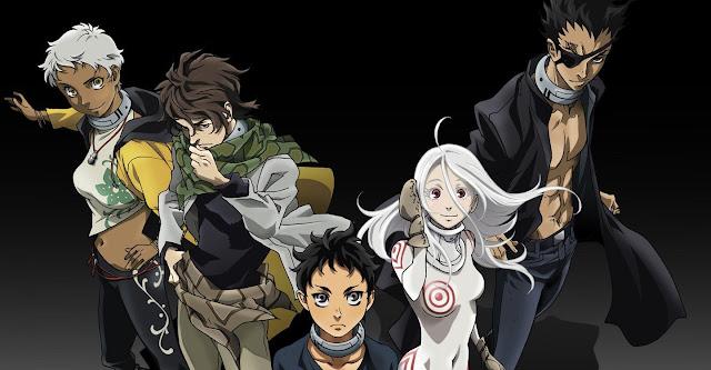 Deadman Wonderland BD Batch (1-12) Subtitle Indonesia + OVA
