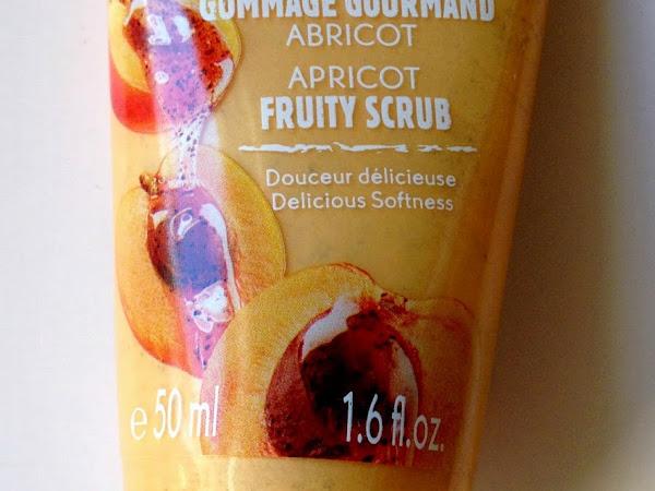 Yves Rocher Apricot Face Scrub