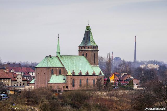 Biskupice, kościół