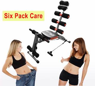 Máy tập bụng Six Pack Care