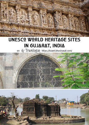 UNESCO World Heritage Sites in Gujarat Images Photos Pinterest