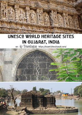 UNESCO World Heritage Sites in Gujarat Images Photos Pinterest