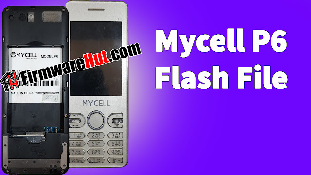 Mycell-P6-Flash-File-without-password