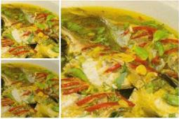 Resep Enak Ikan Belanak Bumbu Kuning Tanpa Santan