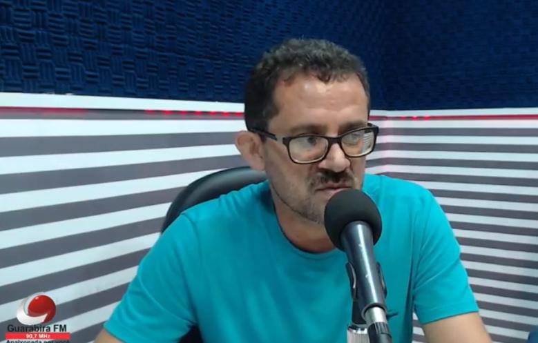ASSISTA! Retransmissão da entrevista do prefeito de Pilõezinhos na Guarabira FM