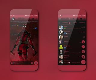 Deadpool Theme For YOWhatsApp & Fouad WhatsApp By Robsson