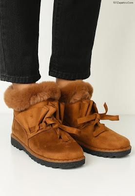 Zapatos de Mujer de Invierno