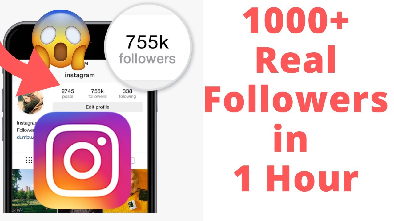 Get Instagram 10K Followers For Free! 100% Working [20 Oct 2020]