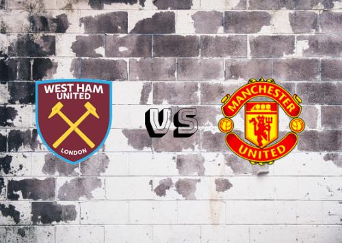 West Ham United vs Manchester United  Resumen y Partido Completo
