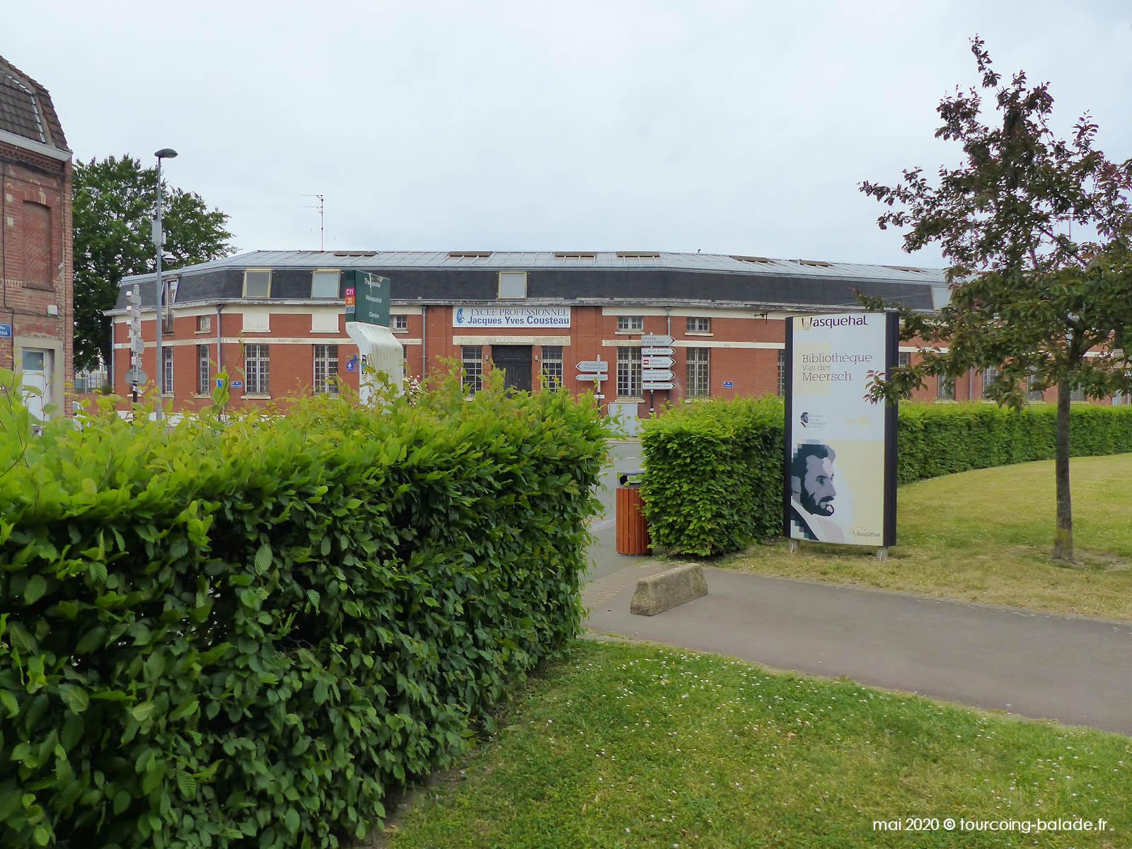 Lycée Jacques-Yves Cousteau, Wasquehal 2020