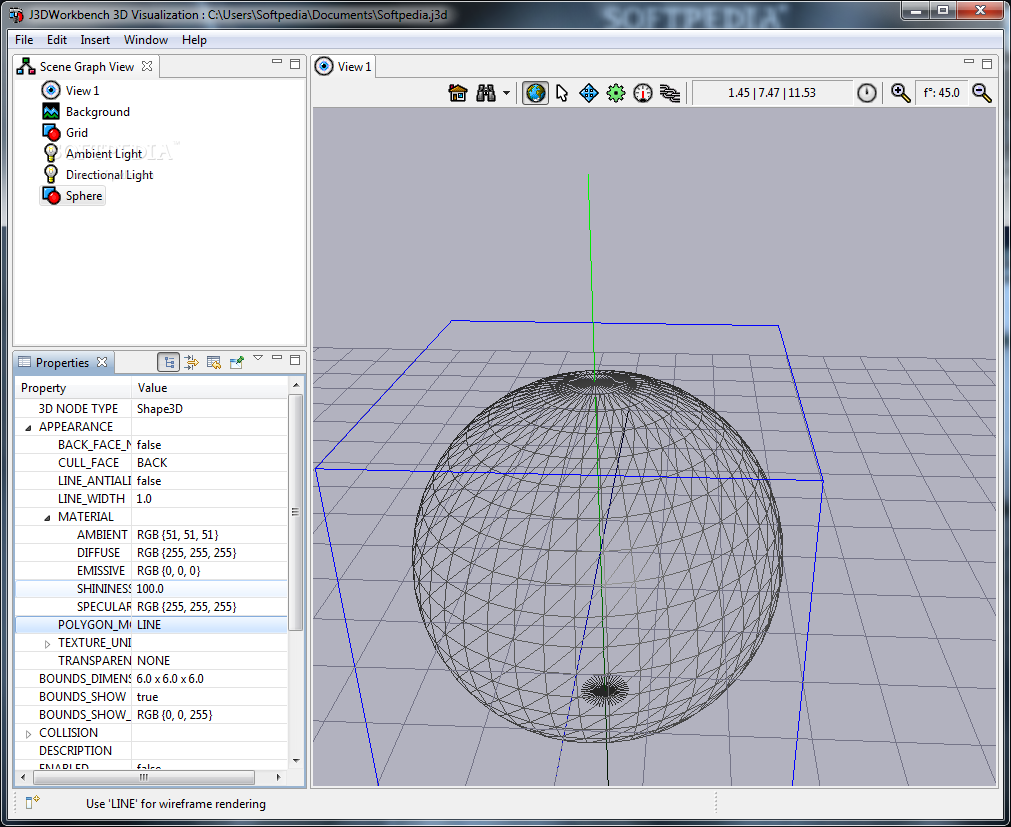 Free Download Software Game Design Software Windows J3dworkbench