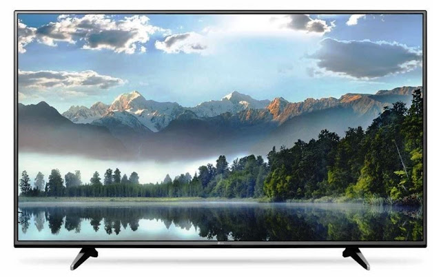Spesifikasi dan Harga TV LED LG 55UH600T Smart UHD 4K 55 Inch