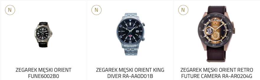 Ciekawe modele zegarków męskich