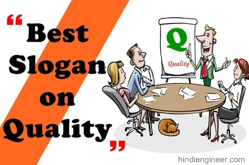 Best Slogan on Quality, Quality slogan images, Posters