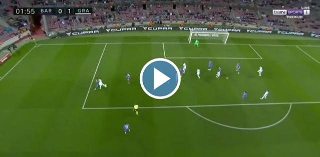 Barcelona vs Granada Live Score