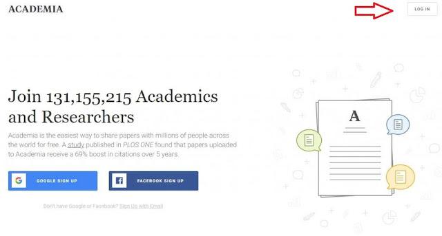Login Academia.edu