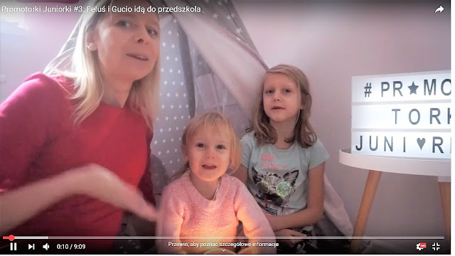 Promotorki Juniorki: Feluś i Gucio idą do przedszkola, Katarzyna Kozłowska