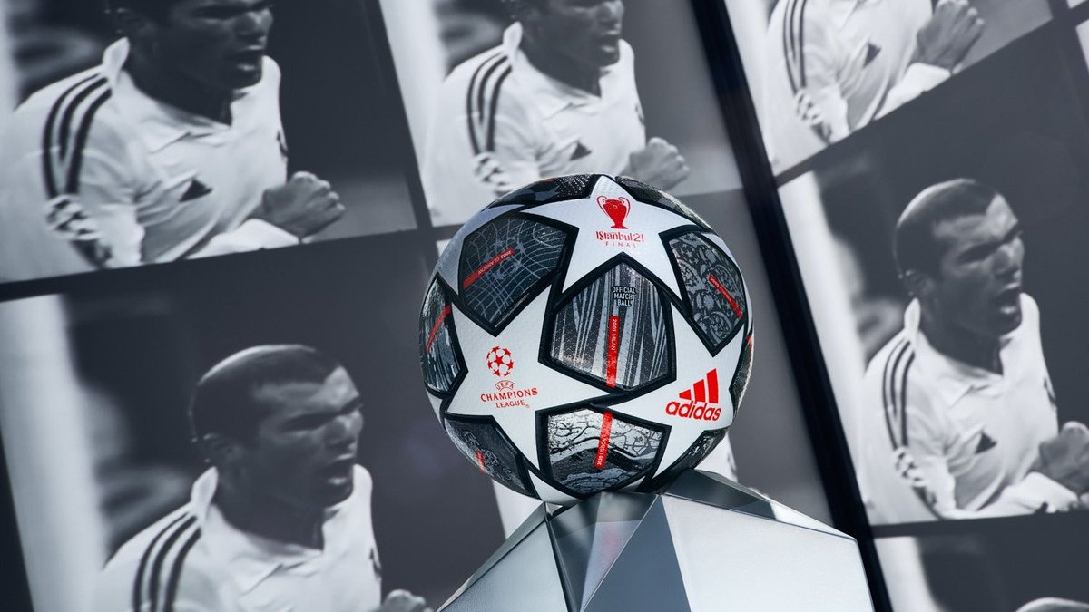 Final Champions League 2020-21 Ball